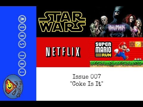 """The Show: Constant Collectible Issue 007: """"Coke Is It"""""""