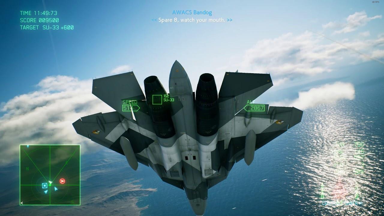 Ace combat 7 mission 10