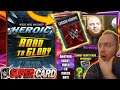 HEROIC RTG UNLOCKED! PLATINUM PACK OPENINGS + TITAN LADDER REWARD! Noology WWE SuperCard Season 4!