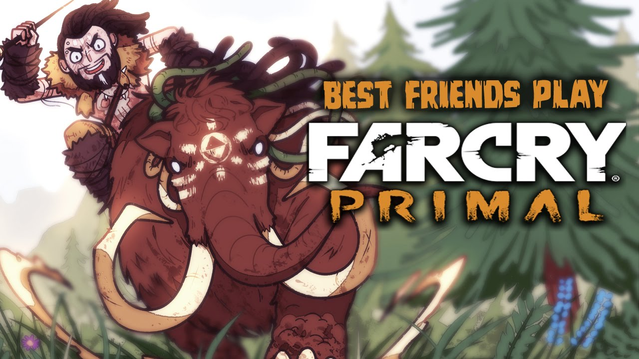 Best Friends Play Far Cry Primal - Youtube-2146