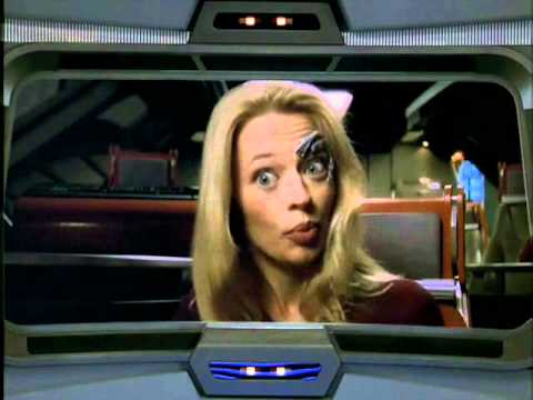 Seven of Nine, best moments | Season 7 - Star Trek: Voyager
