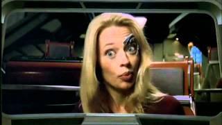 Seven of Nine, best moments | Season 7 - Star Trek: Voyager