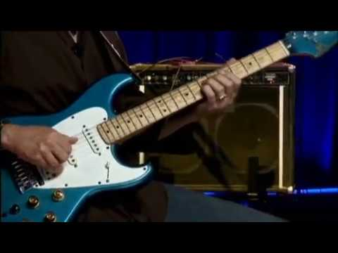Guide Tone Blues in A by Dean Brown