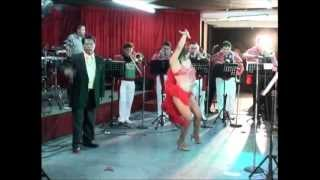 """Orquesta De Perez Prado """"Los reyes del Mambo"""" Mexico City. (Parte 1)"""