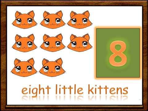 Ten Little Kittens—Karaoke Version   10 Little Kittens—Karaoke Version