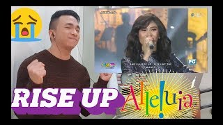 Sarah Geronimo | Rise Up | CK Reaction and Answers Back