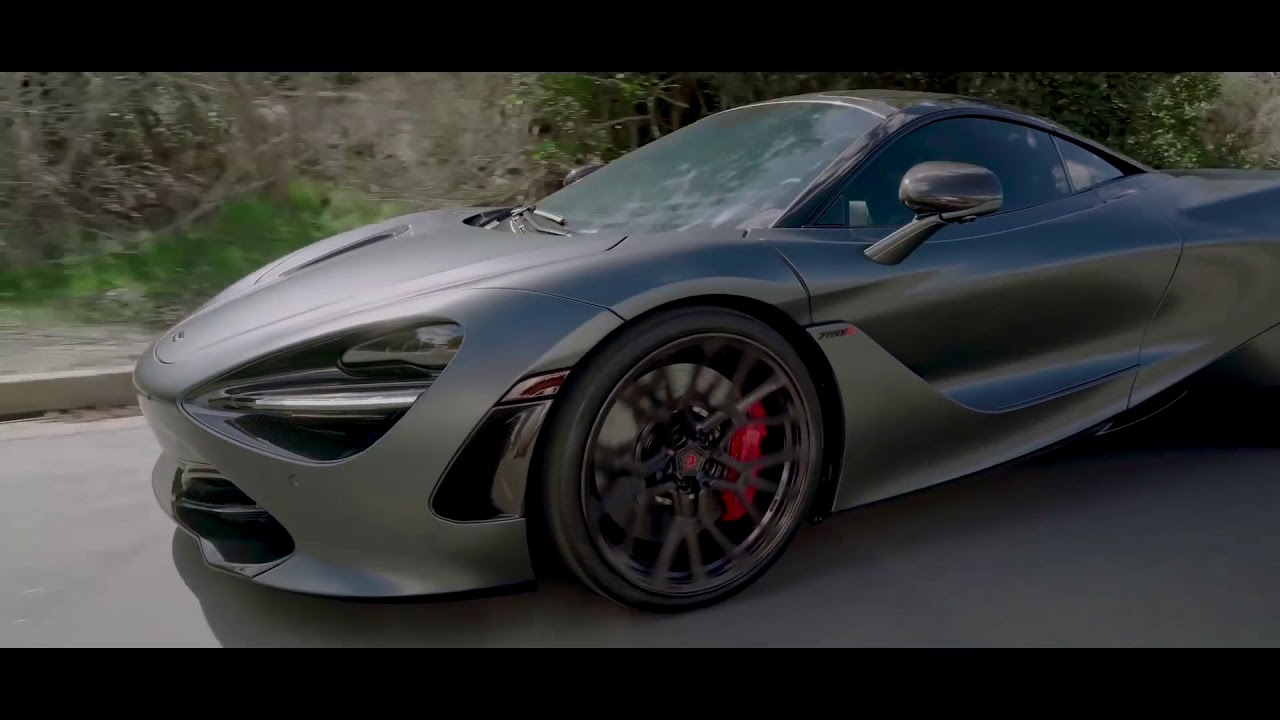 Vossen Forged M X3 Wheels On Mclaren 720s Boden Autohaus Youtube