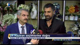 24 Haziran Seçimlerine Doğru MHP - Mustafa Fahir ŞAŞMAZ