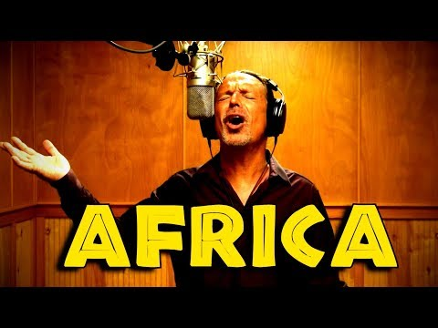 AFRICA - Toto - Cover - Ken Tamplin Vocal Academy