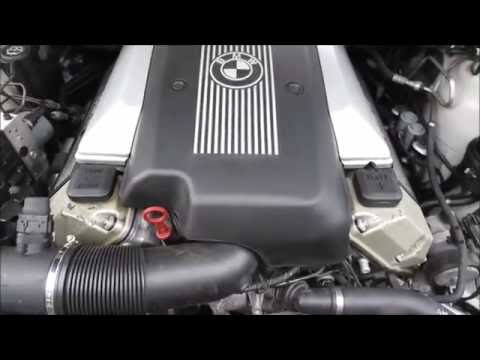 bmw m62tu e39 540i motor ger usche steuertrieb vanos. Black Bedroom Furniture Sets. Home Design Ideas