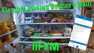 Flexible dieting grocery haul | Reverse diet begins | Life after bikini competition