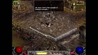 Gambar cover Deckard Cain Talks about Anya OH MY - Diablo II