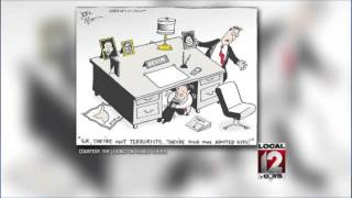 Kentucky governor-elect takes issue with editorial cartoon