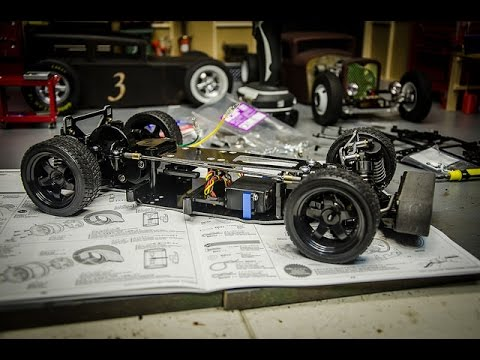 tamiya ta02sw build series part 3 the roller youtube. Black Bedroom Furniture Sets. Home Design Ideas