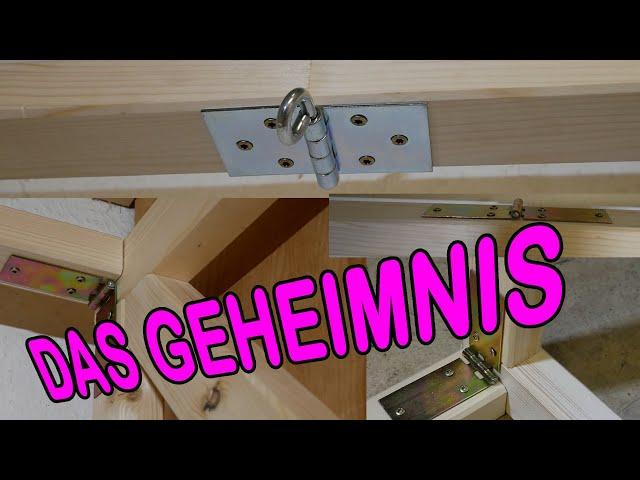 Faltbare Mobile Lackierkabine | Das Gestell #1 | Let´s do it