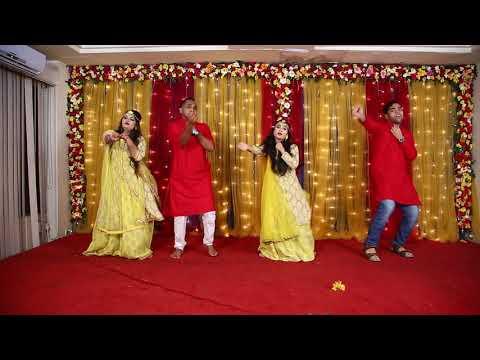 13 - Socha Hai -  Opu, Nishat, Minu & Priya Bangladeshi Wedding Dance Performence