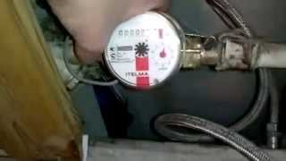 Как остановить счетчик воды(Универсальные неодимовые магниты для остановки счетчиков. http://www.mymagnit.ru/, 2015-03-01T08:56:38.000Z)