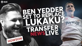MAN UTD Transfers: Howson: Reds target striker who battered us!
