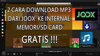 2 Cara Download MP3 GRATIS dari JOOX ke Internal Memori/SD Card screenshot 5