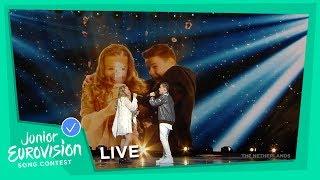 Max & Anne - Samen - LIVE - The Netherlands 🇳🇱 - Junior Eurovision 2018