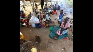 South Sudan civil war causes Africa's worst refugee crisis