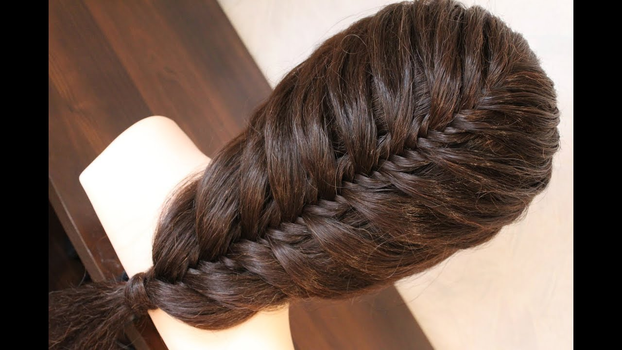 very beautiful hair style for girls