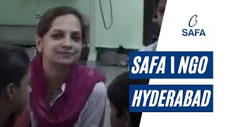 SAFA   NGO   Hyderabad   Educate a Girl - Empower a Family