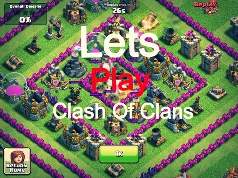 Clash Of Clans Let's Play #9 New Xbox One