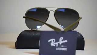 New Authentic Ray Ban Mirror Sunglasses RB 4180 882/82 Made In Italy RB4180