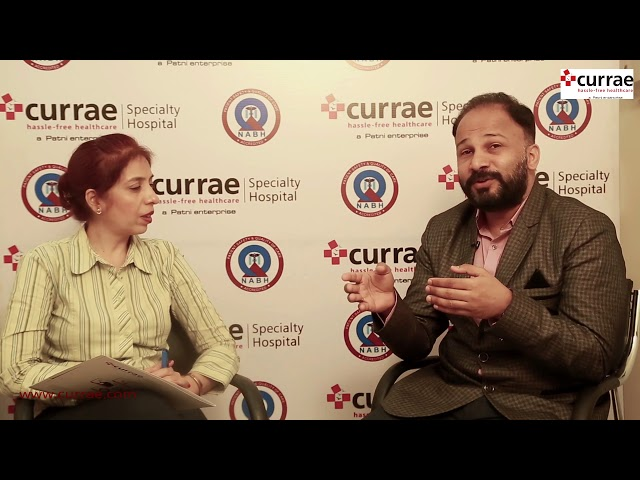 What Is Minimally Invasive Knee Replacement Surgery? - Dr. Shailendra Patil | Currae Hospital
