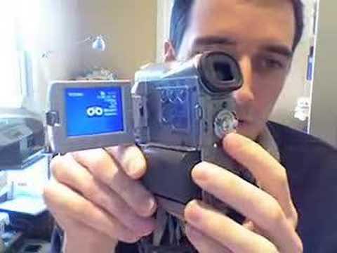 Canon ELURA 50 problem