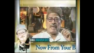 CONCERT PIANIST ABHAY GOYLE LIVE IN CONCERT,a tribute to shri MANNA DEY SAHEB PART-1