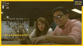 Youth Co:Lab Winner: Arooga Health