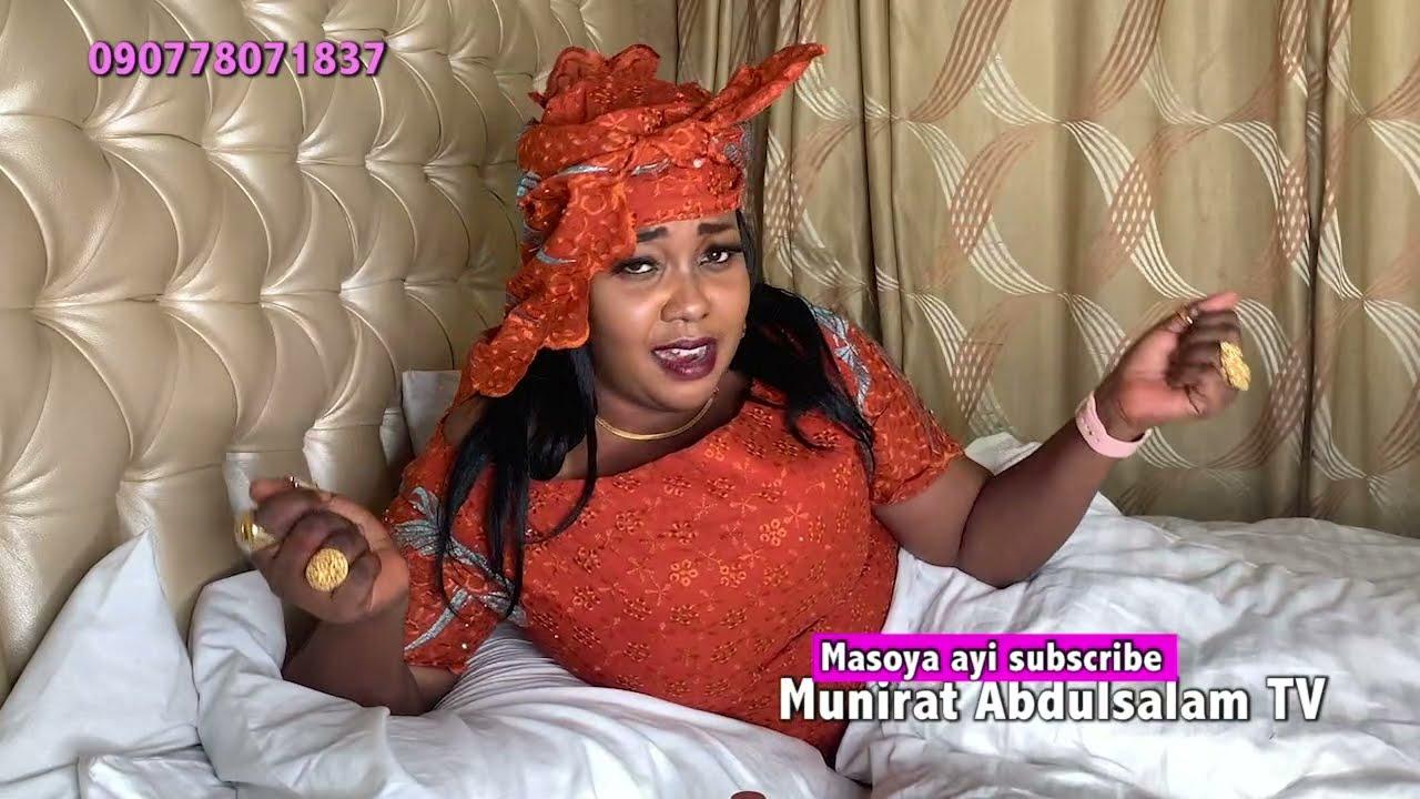 Download INASON AURE SABODA NA SHA BURA  -  Sabon videos Munirat Abdulsalam