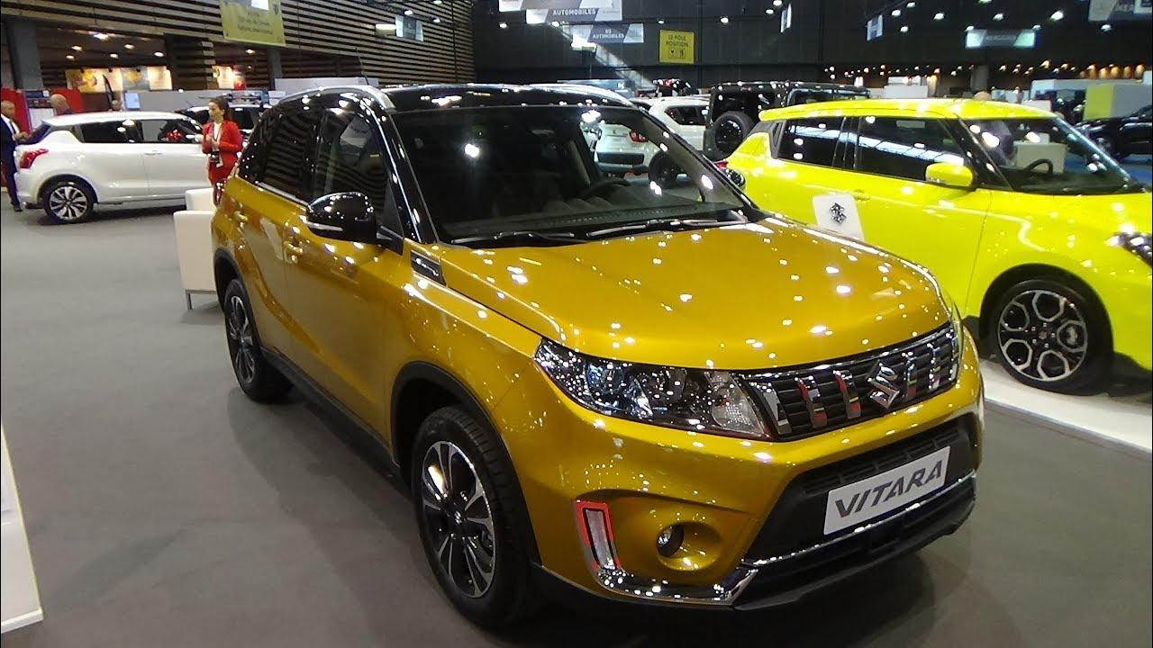 2020 Suzuki Grand Vitara New Concept