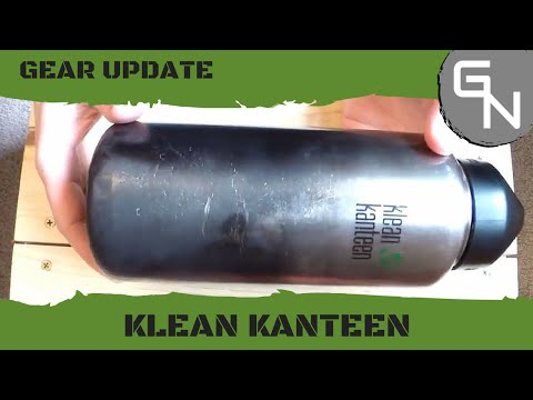 Klean Kanteen Water Bottle Review - Update