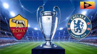 Roma VS Chelsea 3-0 - Stagione 2017/2018