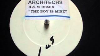 THE BOY IS MINE - ARCHITECHS - BRANDY & MONICA GARAGE