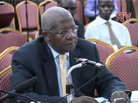 Oil Probe Committee questions Sam Kuteesa