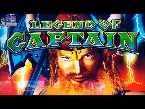 Legend of Captain Slot - NICE SESSION! - 동영상