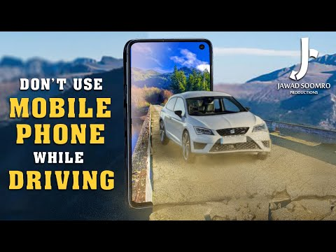 Road Pops Out Of Phone Screen Effect | Photoshop Tutorial | Jawad Soomro