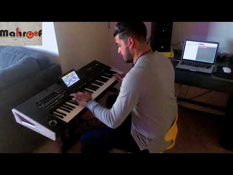 Mohe Raang Do Laal Cover Practice Session 2018 Mahroof Sharif