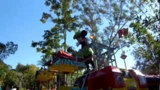 WDWディズニーアニマルキングダムのパレード一部です。