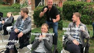 Jesse Lee Soffer | Instagram Story Videos | August 27 2017 Chicago P.D