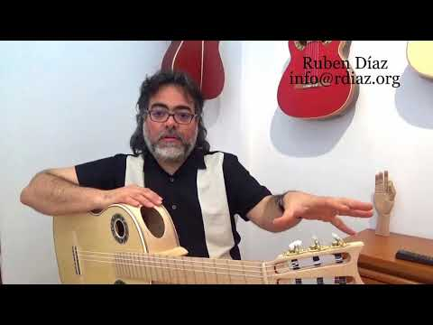 Practice vs Playing / You can upgrade your level learning on Skype flamenco guitar (Ruben Diaz)