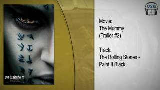 The Mummy | Soundtrack | The Rolling Stones - Paint It Black