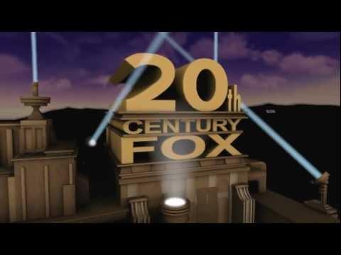 20th Century Fox 75 years celebration Cinema 4D