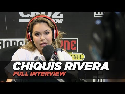Chiquis Rivera Opens Up About Her Mother + Rappers In Her DMs