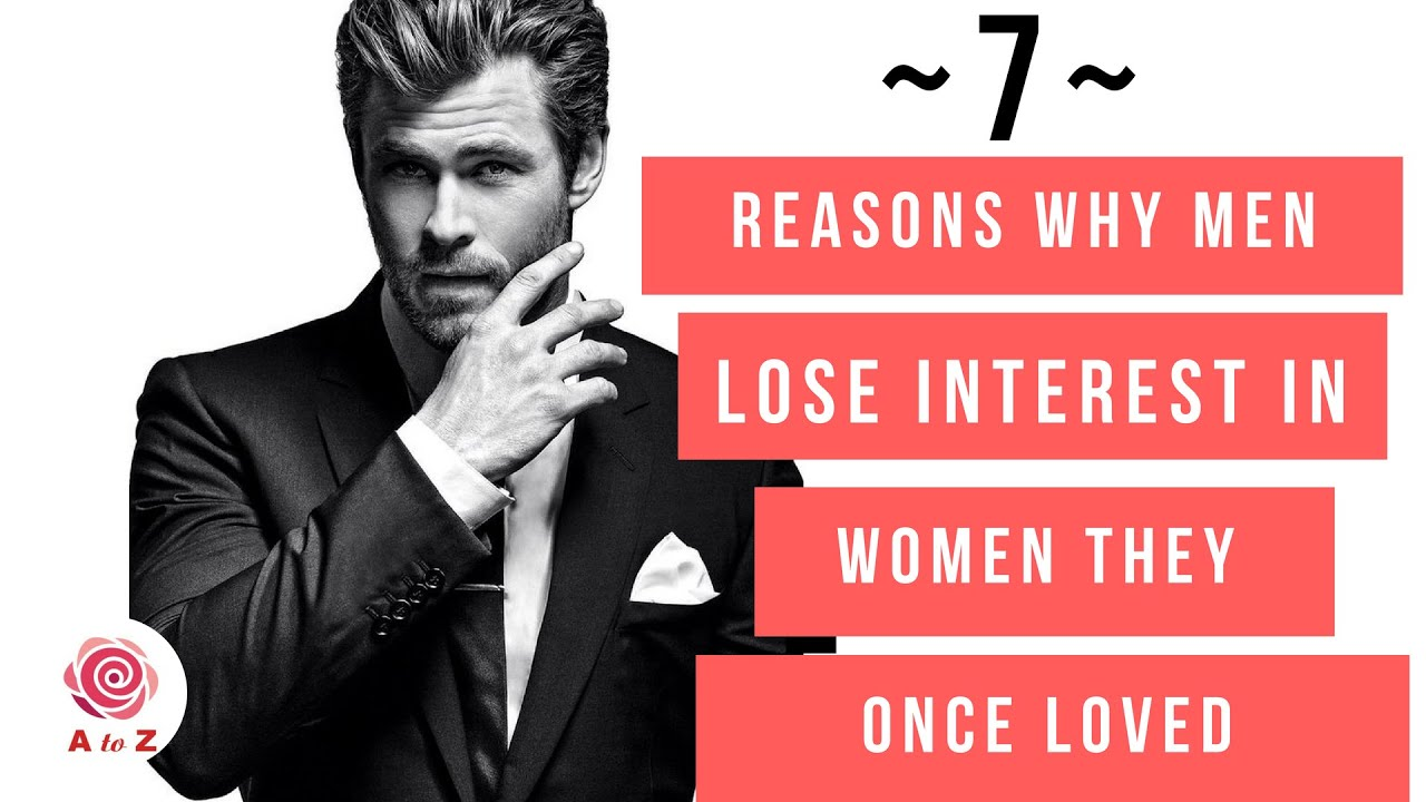 Why women fall out of love