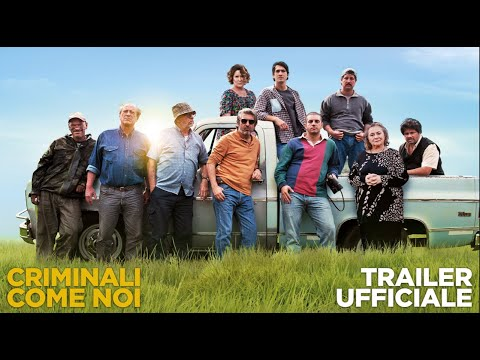 Criminali Come Noi - Trailer Ufficiale - Dal 20 Febbraio al cinema